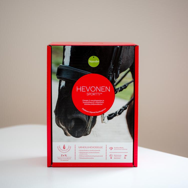 Nutrolin® HORSE Sport - Beställningsvara!