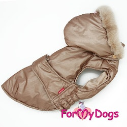 "Täcke Caparison ""Beige Metallic"" Unisex ""For My Dogs"""