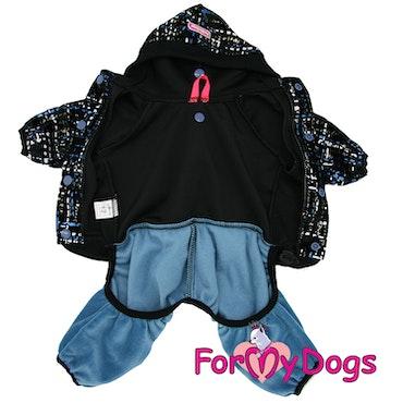 "Suit Mysdress Pyjamas overall ""ARTWORK"" Unisex ""For My Dogs"""