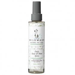 "WILDWASH PET Finish Spray ""Smell Fresh Spritz"""