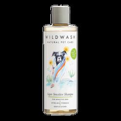 WILDWASH PET Super Sensitive Schampoo - För känslig hud