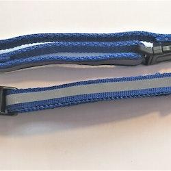 Halsband Valp - Liten ras - Reflex - Mörkblå