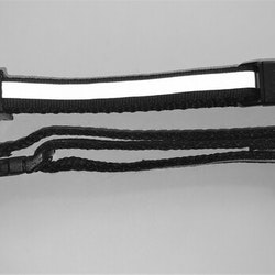 Halsband Valp - Liten ras - Reflex - Svart