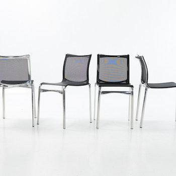 4 x Stühle, Alias 416 HighFrame - Alberto Meda