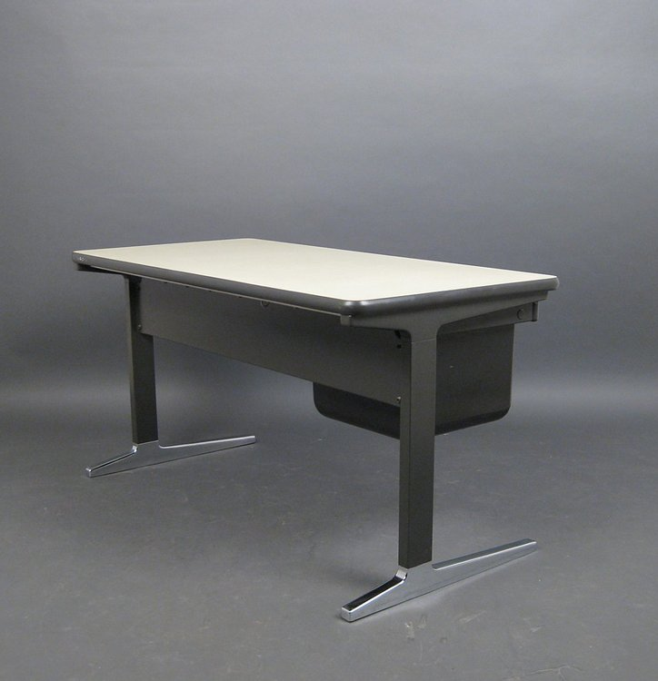 ... Vintage Schreibtisch, Herman Miller Action Office 1220 ...