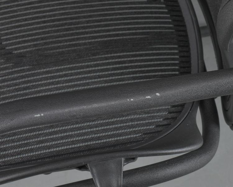 5 x Konferenzstühle, Herman Miller Aeron Guest Chair B