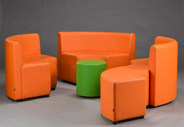 Lounge Gruppe, Johanson Design B-Bitz Bond - Pinc