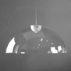Neue Hängeleuchte, Oluce Sonora 490 90 cm - Vico Magistretti