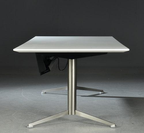 Höhenverstellbarer Konferenztisch, Paustian Spinal Table SP37 - Paul Leroy