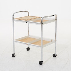 Servierwagen, Materia Supporter Trolley - Sandin & Bülow