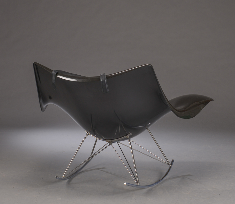 Schaukelstuhl Fredericia Furniture Stingray Thomas Pedersen