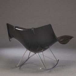 Schaukelstuhl, Fredericia Furniture Stingray - Thomas Pedersen