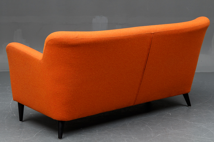 Sofas, Swedese Nova - Orange 2-sitzer