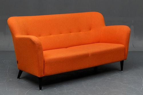 Sofas, Swedese Nova - Orange 2-sitzer