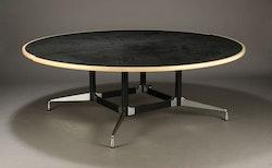 Konferenztisch, Vitra Round Dining Table - Charles & Ray Eames - Spieltisch