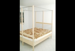 Neues Bett, Olby Design - Koj