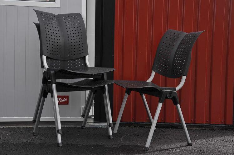 6 x Konferenzstühle, HÅG Conventio Wing 9811