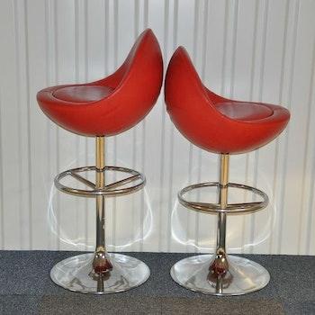 7 x Barhocker, Johanson Design Venus - 72 cm