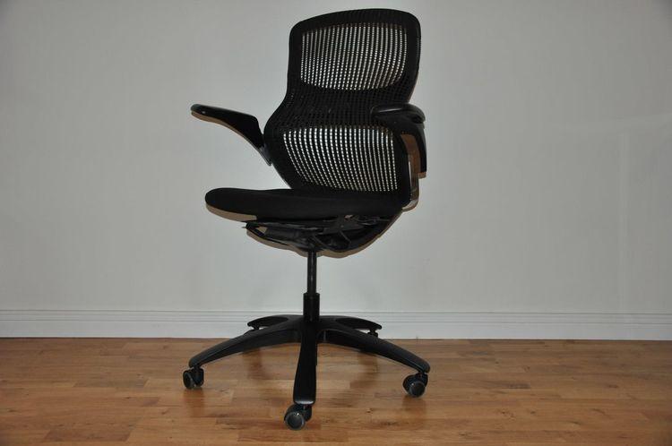 5 x Bürostuhl, Knoll Generation - Ergonomischer Schreibtischstuhl