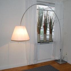 Stehlampe,  LucePlan Lady Costanza 250 cm - Paolo Rizatto