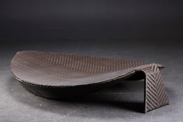 Gartenmöbel, Dedon Leaf Beach Chair - Frank Ligthart