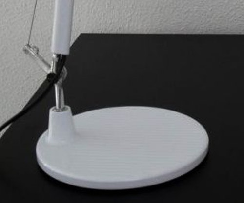 Neuer Lampenfuß, Artemide Tolomeo Tavolo 23 cm - Weiß