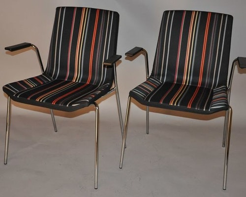 6 x Stühle, Swedese Happy Chair