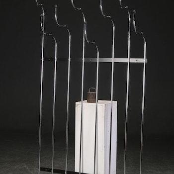 Kleiderbügel, Fritz Hansen Coat Tree - Wandhalterung