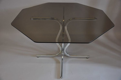 Glastisch, Willy Rizzo Table