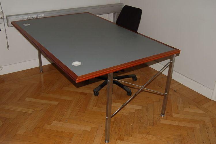 Dänischer Schreibtisch, Hans J. Wegner & Johannes Hansen