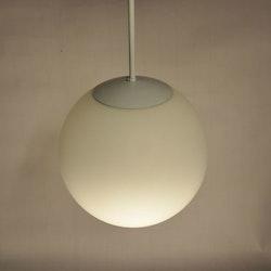 3 x Fagerhult Kugellampen - Design Ø 40 cm
