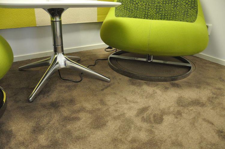 Lounge Stühle, Johanson Design FLOW & EFG HideTech