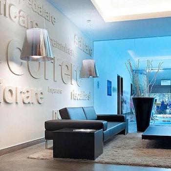 Hängeleuchte, FLOS Ktribe S3 | Philippe Starck - Silber