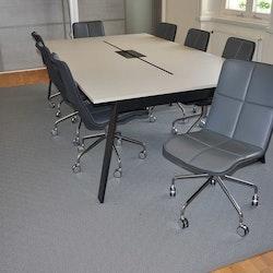 Konferenzstühle, Swedese Kite - Broberg & Ridderstråle