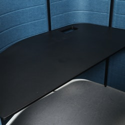 Arbeitsraum, Vitra Workbays Focus - Ronan & Erwan Bouroullec