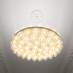Hängelampe, Moooi Prop Light Round Double - Bertjan Pot