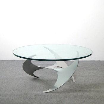 Couchtisch, Ronald Schmitt Propeller - Design Knut Hesterberg
