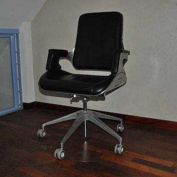 Schreibtischstuhl, Interstuhl Silver 262S - Hadi Tehrani