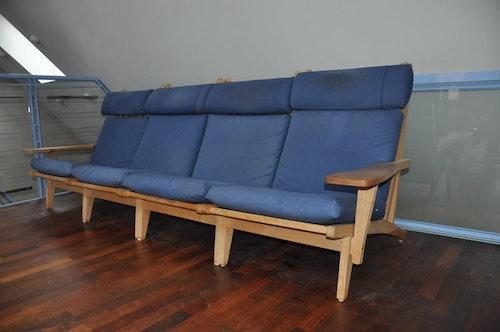 Sessel/sofa, Getama Denmark GE-375 - Hans J. Wegner