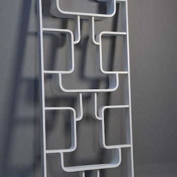 Regal, Drevopodnik Holesov - Design Ludvik Volak