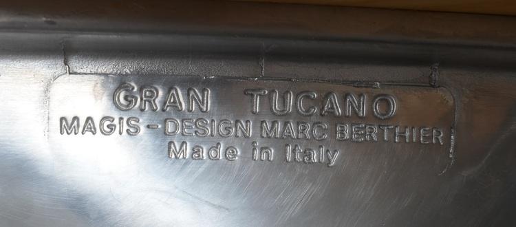 Tisch, Tranekaer Cirkante + Magis Gran Tucano