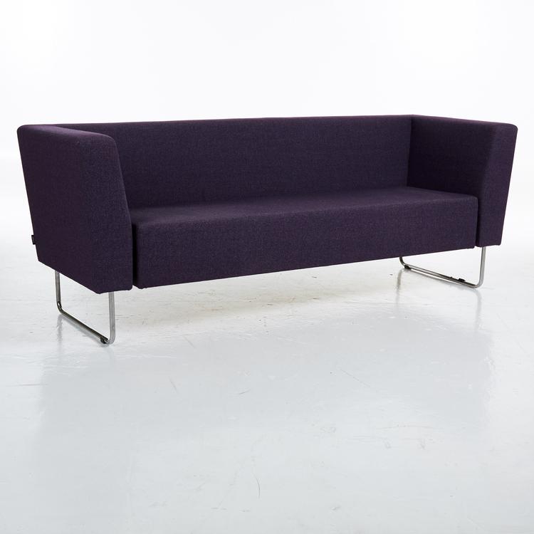 Sofa, Swedese Gap Lounge - 3-Sitzer