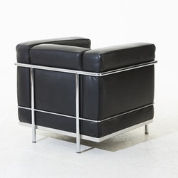 Sessel, Cassina LC2 - Design Le Corbusier
