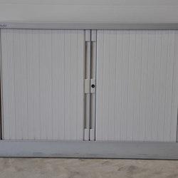 Lagerschrank aus Stahl von Bisley - 100 cm