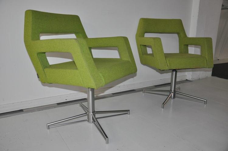 2 x besuchsstuhl Johanson Design Nemo Chair