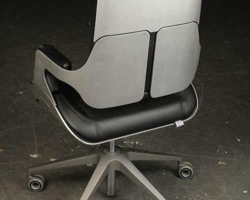 Bürostuhl, Interstuhl Silver 262S - Design Hadi Teherani