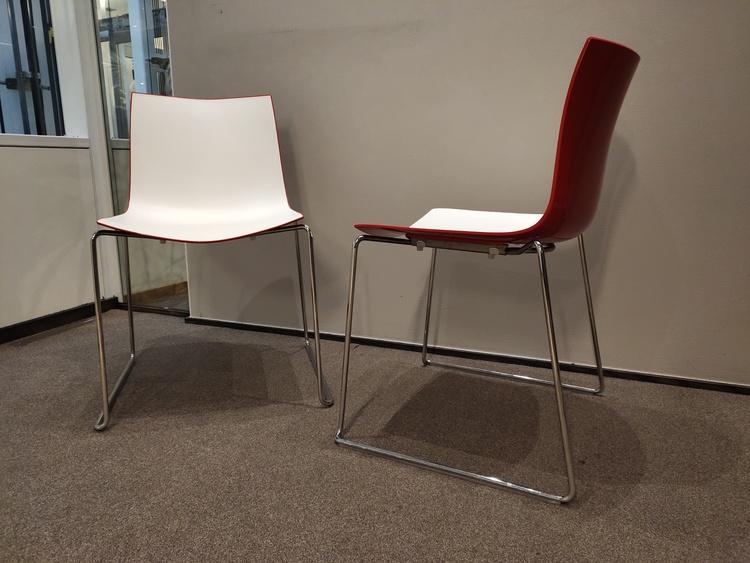 12 x stühle, Arper Catifa 46 - Design Lievore Altherr Molina