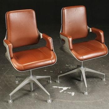 Konferenzstühle, Interstuhl Silver 151S - Design Hadi Teherani