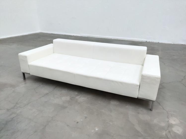 Sofa, Zanotta 1326 Alfa - Design Emaf Progetti