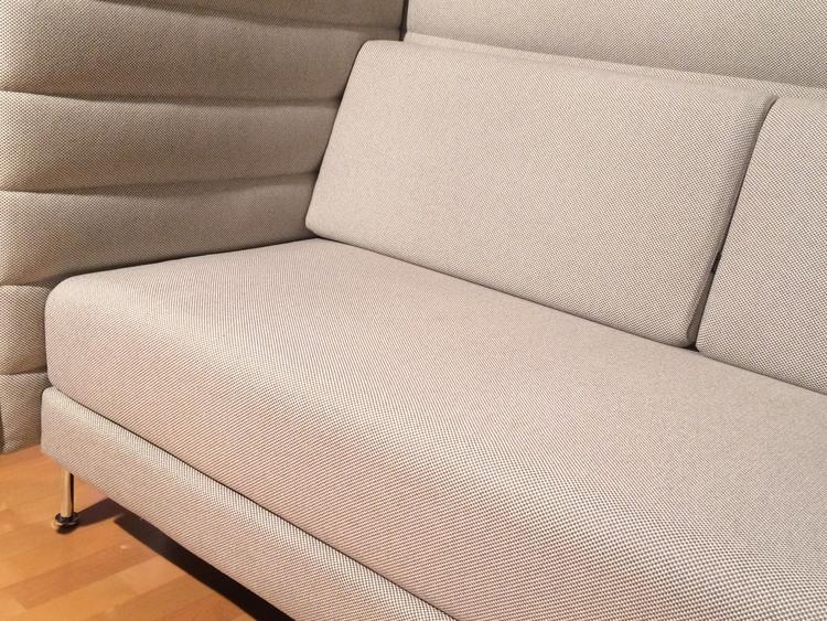 Sofa, Vitra Alcove 2-Sitzer - Erwan & Ronan Bouroullec